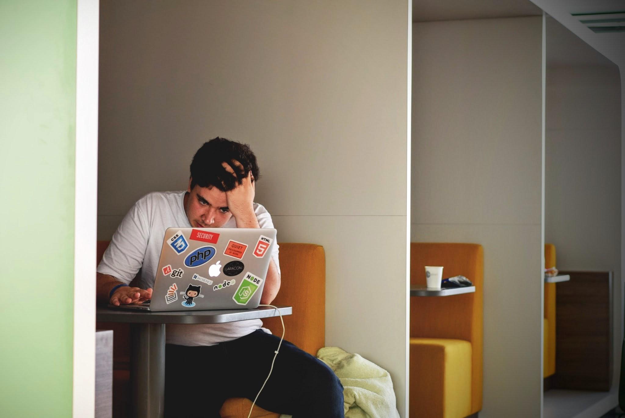 Uni: lieber online oder on site?